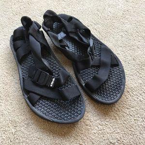 Teva Strappy Sandals, 9